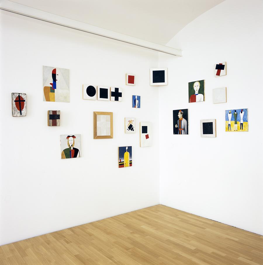 Kazimir Malevič: Zadnja futuristična razstava, Arteast 2000+ collection, MSUM